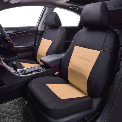 Car-pass Universal Front Two Oxford Seat Cover