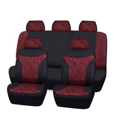 Car-pass Tire Pattern Universal Car Seat Cover