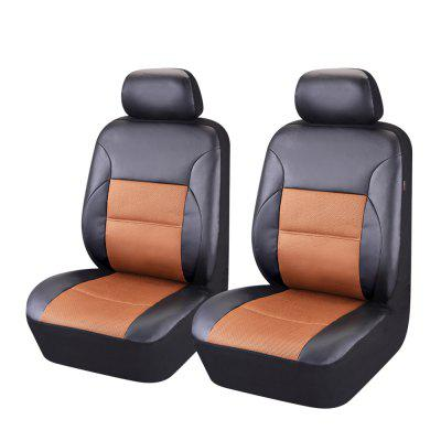 Car-pass Universal Pu Leather Sandwich Car Seat Cover