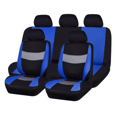 Car-pass Universal Imitation Leather 5 Seat Cover