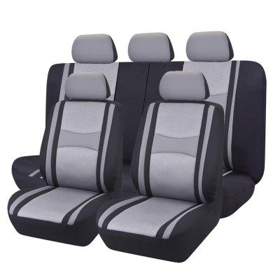 Buy Car-pass Universal Gray Full Seat Covers GRAY for $64.35 in GearBest store