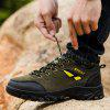 Men'S Shoes Sports Casual Shoes Outdoor Mountaineering Shoes Antiskid and Wear-Proof Travel Shoes Male Middle-Aged - FERN