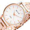 ZhouLianFa Trend Outdoor Rose Gold Steel Watch - GOLDEN