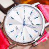 ZhouLianFa New Trend of Business Brand Fashion Outdoor Quartz Watch - ROSE RED