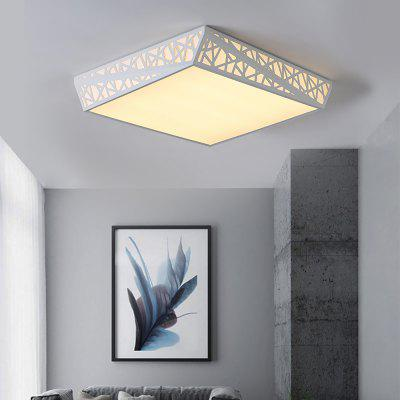 JX213 - 30W - WJ Promise Dimmable Ceiling Light AC 220VFlush Ceiling Lights<br>JX213 - 30W - WJ Promise Dimmable Ceiling Light AC 220V<br><br>Battery Included: Preloaded,Yes<br>Certifications: 3C,CE,FCC,RoHs<br>Color Temperature or Wavelength: 2800-6500K<br>Dimmable: Yes<br>Features: Dinmable<br>Fixture Height ( CM ): 9CM<br>Fixture Length ( CM ): 50CM<br>Fixture Material: Metal,Plastic<br>Fixture Width ( CM ): 50CM<br>Light Source Color: Cold White,Stepless Dimming,Warm White<br>Package Contents: 1 xCeiling Light, 1 x Remote Control, 2 x AAA Battery,1 x English User Manual, 4 x Screw, 4 x Colloidal Particle<br>Package size (L x W x H): 51.50 x 51.50 x 10.50 cm / 20.28 x 20.28 x 4.13 inches<br>Package weight: 5.0000 kg<br>Product size (L x W x H): 50.00 x 50.00 x 9.00 cm / 19.69 x 19.69 x 3.54 inches<br>Product weight: 4.2000 kg<br>Shade Material: Plastic, Hardware, Aluminum Alloy<br>Stepless Dimming: Yes<br>Style: LED, Chic &amp; Modern, Simple Style, Modern/Contemporary<br>Suggested Room Size: 15 - 20?<br>Suggested Space Fit: Cafes,Dining Room,Indoors,Office<br>Type: Semi-Flushmount Lights<br>Voltage ( V ): AC220