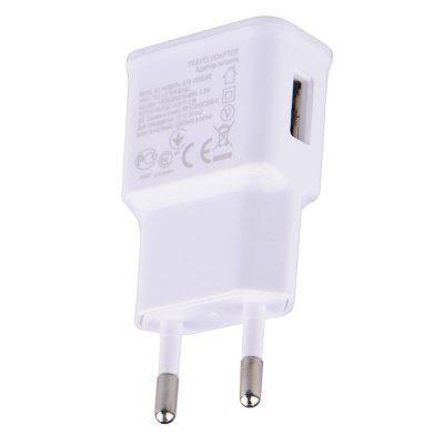 EU Plug Adapter 5V 2A USB Mobile Phone Wall Charger for Android