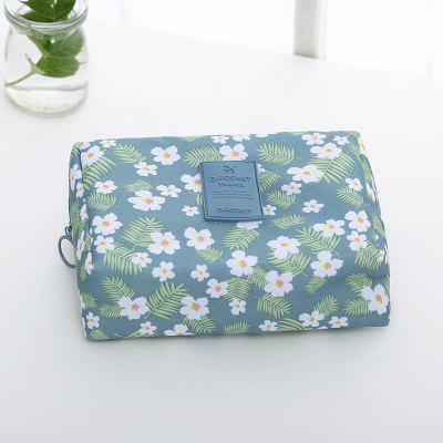 Women Travel Toiletry Bag Portable Outdoor Waterproof Cosmetic BagStorage Bags<br>Women Travel Toiletry Bag Portable Outdoor Waterproof Cosmetic Bag<br><br>Functions: Bathroom, Travel<br>Materials: Polyester, PET<br>Package Contents: 1 x Bag<br>Package Size(L x W x H): 16.00 x 12.00 x 1.00 cm / 6.3 x 4.72 x 0.39 inches<br>Package weight: 0.2000 kg<br>Types: Storage Bags