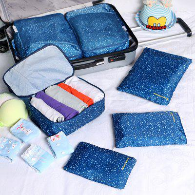 Waterproof Travel Underwear Clothes Shoes Collection Bag