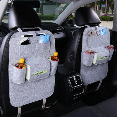 Car Auto Seat Back Multi-Pocket Storage Bag Holder Hanger Automobiles Accessory Carrying Bags Sundry Hanging Storage
