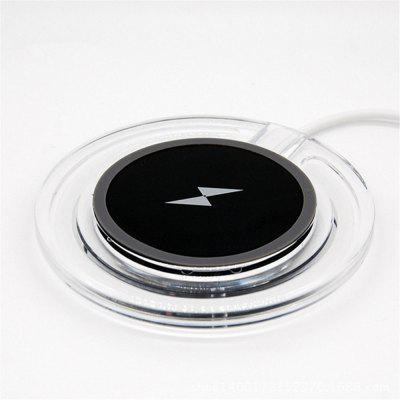 Ultra Thin Universal Wireless Charger for iPhone Android Samsung