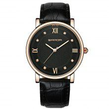 Lovers Watch Ladies Men Fashion Quartz Wristwatch