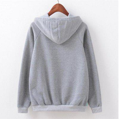 New Fashion Autumn and Winter Women Girl Ladies Long Sleeve Graphic Digital Printed Sportwear Loose Hooded Hoodies Casual Sport Pullover Sweatshirt Outerwear Blouse Tops ZT-G521 Floral PrintingSweatshirts &amp; Hoodies<br>New Fashion Autumn and Winter Women Girl Ladies Long Sleeve Graphic Digital Printed Sportwear Loose Hooded Hoodies Casual Sport Pullover Sweatshirt Outerwear Blouse Tops ZT-G521 Floral Printing<br>