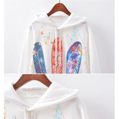 New Fashion Autumn and Winter Women Girl Ladies Long Sleeve Graphic Digital Printed Sportwear Loose Hooded Hoodies Casual Sport Pullover Sweatshirt Outerwear Blouse Tops ZT-G538 Leaf PrintingSweatshirts &amp; Hoodies<br>New Fashion Autumn and Winter Women Girl Ladies Long Sleeve Graphic Digital Printed Sportwear Loose Hooded Hoodies Casual Sport Pullover Sweatshirt Outerwear Blouse Tops ZT-G538 Leaf Printing<br>