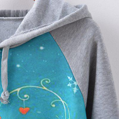 New Fashion Autumn and Winter Women Girl Ladies Long Sleeve Graphic Digital Printed Sportwear Loose Hooded Hoodies Casual Sport Pullover Sweatshirt Outerwear Blouse Tops ZT-G512 Heart PrintingSweatshirts &amp; Hoodies<br>New Fashion Autumn and Winter Women Girl Ladies Long Sleeve Graphic Digital Printed Sportwear Loose Hooded Hoodies Casual Sport Pullover Sweatshirt Outerwear Blouse Tops ZT-G512 Heart Printing<br>
