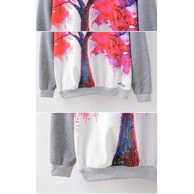 New Fashion Autumn and Winter Women Girl Ladies Long Sleeve Graphic Digital Printed Sportwear Loose Hooded Hoodies Casual Sport Pullover Sweatshirt Outerwear Blouse Tops ZT-G597 Tree PrintingSweatshirts &amp; Hoodies<br>New Fashion Autumn and Winter Women Girl Ladies Long Sleeve Graphic Digital Printed Sportwear Loose Hooded Hoodies Casual Sport Pullover Sweatshirt Outerwear Blouse Tops ZT-G597 Tree Printing<br>