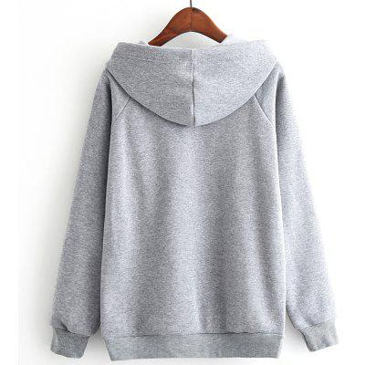 New Arrivals Autumn Winter Women Fashion Long Sleeve Sweatshirt Harajuku Digital Cartton Grey Rabbit Print Hooded Hoodies Ladies Tracksuit Jumper Pullover Sweats Outwear Plus SizeSweatshirts &amp; Hoodies<br>New Arrivals Autumn Winter Women Fashion Long Sleeve Sweatshirt Harajuku Digital Cartton Grey Rabbit Print Hooded Hoodies Ladies Tracksuit Jumper Pullover Sweats Outwear Plus Size<br>