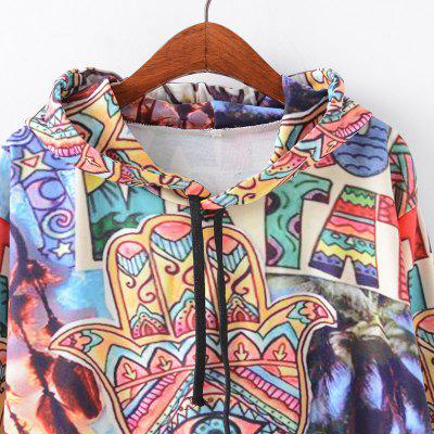 New Fashion Autumn and Winter Women Girl Ladies Long Sleeve Graphic Digital Printed Pocket Sportwear Loose Hooded Hoodies Casual Hip Hop Sport Pullover Sweatshirt Outerwear Blouse Tops ZT-G656 GraffitSweatshirts &amp; Hoodies<br>New Fashion Autumn and Winter Women Girl Ladies Long Sleeve Graphic Digital Printed Pocket Sportwear Loose Hooded Hoodies Casual Hip Hop Sport Pullover Sweatshirt Outerwear Blouse Tops ZT-G656 Graffit<br>