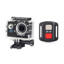 Waterproof 4K Action Camera Outdoor Sports DV WIFI Screen 170 Degree Wide Angle Camera 1080P HD High Speed Shooting