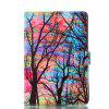 Color Tree Painting Ultrathin Luxury Leather Case do iPada Mini 1/2/3/4 Pokrowiec na tablet PC - COLORMIX