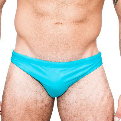 ea18cec30e Taddlee Sexy Men's Swimwear Swimsuits Swim Briefs Bikini for Men Swimming  Surfing Board Low Rise Briefs Solid Color