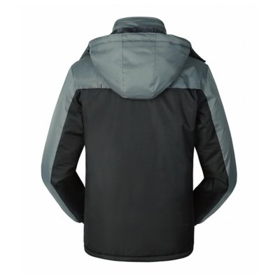 Large Plus Velvet Padded Warm Waterproof Andes Outdoor Men and Women Winter ClothesMens Jackets &amp; Coats<br>Large Plus Velvet Padded Warm Waterproof Andes Outdoor Men and Women Winter Clothes<br><br>Closure Type: Zipper<br>Clothes Type: Long Coat<br>Colors: Gray<br>Decoration: Pattern<br>Detachable Part: Hat Detachable<br>Hooded: Yes<br>Lining Material: Cotton,Polyester,Synthetic<br>Materials: Plush, Cotton, Down, Polyester<br>Package Content: 1?Coat<br>Package size (L x W x H): 1.00 x 1.00 x 1.00 cm / 0.39 x 0.39 x 0.39 inches<br>Package weight: 1.0000 kg<br>Pattern Type: Others<br>Size1: M,L,XL,4XL,2XL,3XL,5XL<br>Sleeve Style: Regular<br>Style: Casual<br>Technics: Other<br>Thickness: Thickening<br>Type: Wide-waisted
