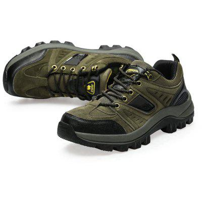 MenS Outdoor Mountaineering Shoes Waterproof Wear Casual Off-Road Sports ShoesAthletic Shoes<br>MenS Outdoor Mountaineering Shoes Waterproof Wear Casual Off-Road Sports Shoes<br><br>Available Size: 39 40 41 42 43 44<br>Closure Type: Lace-Up<br>Feature: Waterproof<br>Gender: For Men<br>Outsole Material: Rubber<br>Package Contents: 1 x Shoes (pair)<br>Pattern Type: Patchwork<br>Season: Spring/Fall<br>Shoe Width: Wide(C/D/W)<br>Upper Material: Genuine Leather