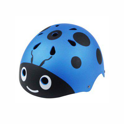 New Children Helmets Skate Helmets Children Bike Riding Helmets