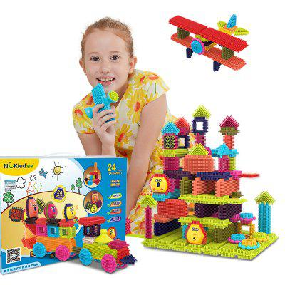Children Early Childhood Education Mane Building Blocks Twenty-Six Set