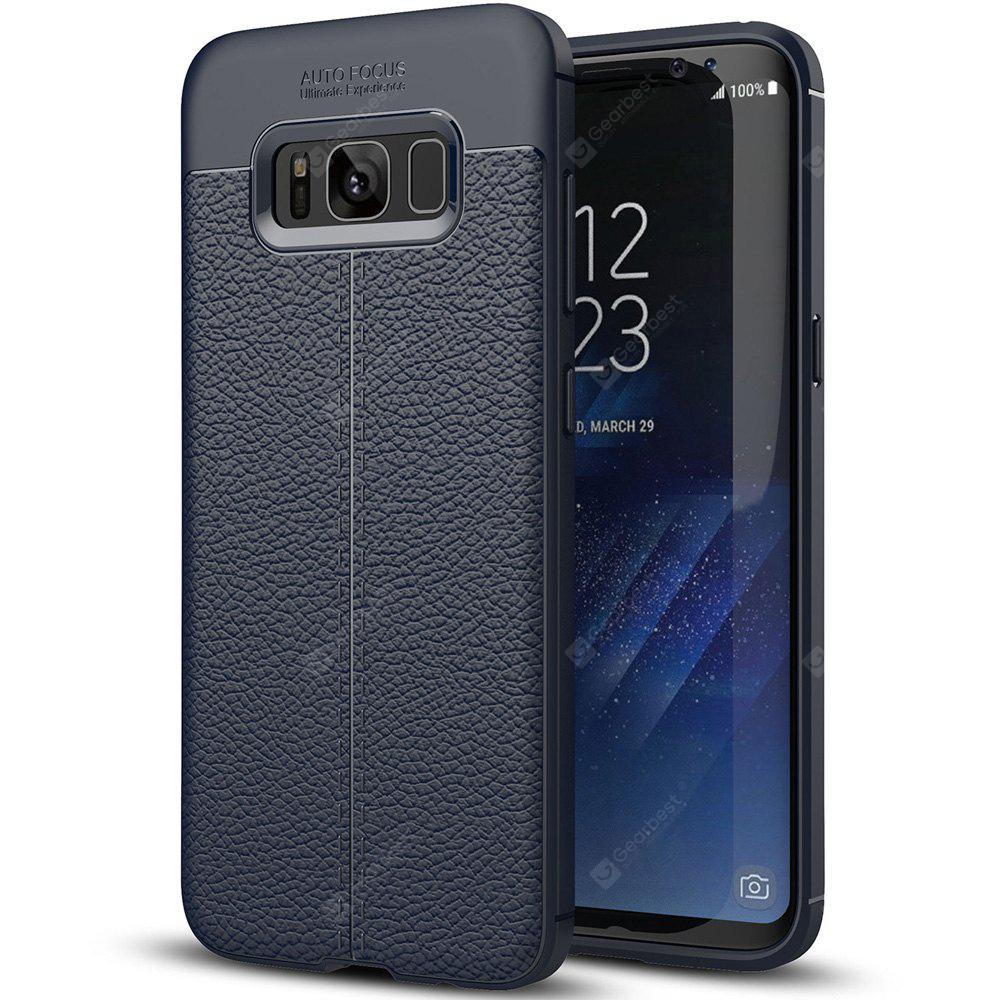 Lichee PU + TPU Case for Samsung Galaxy S8