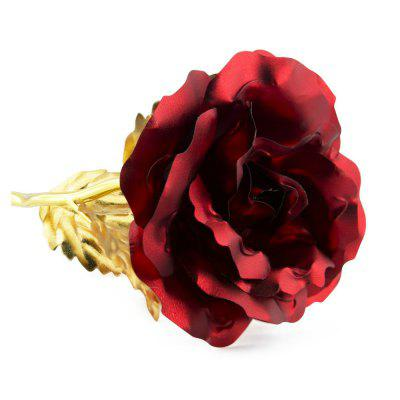 Rose in Bloom Forever for Abiding Love: A Great Gift for Valentine's Day at Only $6.98