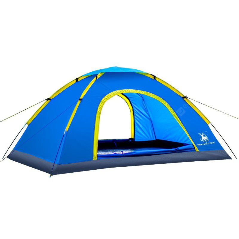 Double Layer Simple Tent for Two Persons