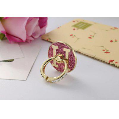 Yeshold Universal Adjustable Holding Ring Designed for Mobile Phone Bracket with Diamond