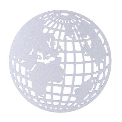 Scrapbooking Metal Cutting Dies Earth Globe Album Fotografico DIY Decorativo