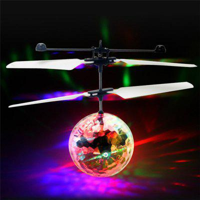 Hot sale RC Toy EpochAir RC Flying Ball Drone Helicopter Ball Built-in Shinning LED Lighting for Kids Teenagers Colorful otamatone toy music instruments for kids with 8 built in songs