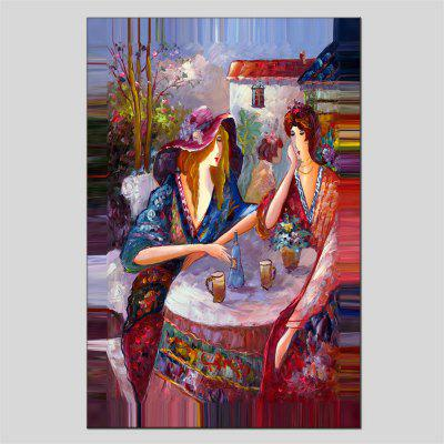 Hua Tuo Person Oil Painting Size 60 x 90CM HT-1655