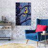 Hua Tuo Watch The Moon Oil Painting Size 60 x 90CM HT-1662 - COLORMIX