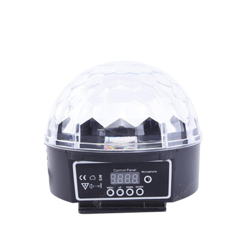 LED Crystal Magic Ball with DMX Effect Light