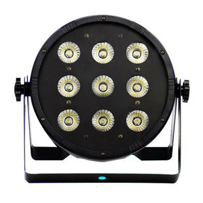Flat Par Light 9 LEDs 10w Par Can Light