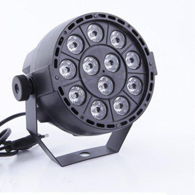 12 leds 1W RGB LED Par Light