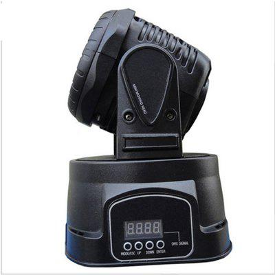 18 LEDs Wash Moving Head Stage LightStage Lighting<br>18 LEDs Wash Moving Head Stage Light<br><br>Body Color: Black<br>Control Mode: Voice-activated, Auto Mode, DMX512<br>Function: For party, For Outdoor Sporting<br>Laser Color: RGB Light<br>Lifespan (hour): 60000<br>Material: Cast Aluminum<br>Model: MT-M-G002<br>Package Contents: 1 x Moving Head Light, 1 x Power Line, 1 x User Manual<br>Package size (L x W x H): 25.00 x 22.00 x 30.00 cm / 9.84 x 8.66 x 11.81 inches<br>Package weight: 4.0000 kg<br>Plug Type: EU plug<br>Product Size(L x W x H): 18.00 x 72.00 x 24.00 cm / 7.09 x 28.35 x 9.45 inches<br>Product weight: 3.0000 kg<br>Shape: Cylinder<br>Type: LED Effects Stage Light, Moving Head Lights, DJ and Disco Light<br>Voltage Type: AC100-240V