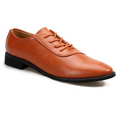 New Business Chaussures Casual en cuir