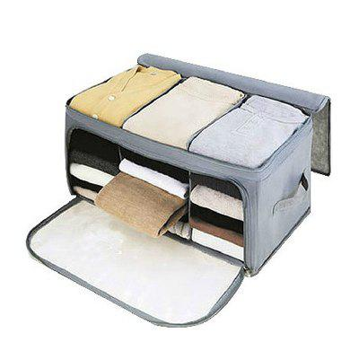 Exceptionnel Clothing Storage Box Simple Folding Waterproof Large Capacity Organizer