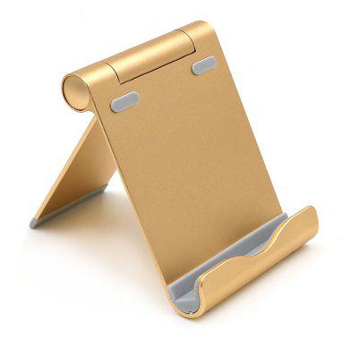Rotating Aluminum Alloy Phone Bracket Tablet Desktop Holder