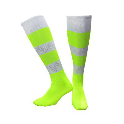 Long Tube Football Socks Men's Game over Knee