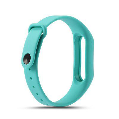 Silicone Straps Replacement For Xiaomi Mi Band 2Smart Watch Accessories<br>Silicone Straps Replacement For Xiaomi Mi Band 2<br><br>Compatible with: Xiaomi Mi Band, Xiaomi Mi Band 2<br>Package Contents: 1 x Wristband<br>Package size: 9.00 x 12.00 x 1.00 cm / 3.54 x 4.72 x 0.39 inches<br>Package weight: 0.0140 kg<br>Product size: 24.50 x 1.90 x 0.80 cm / 9.65 x 0.75 x 0.31 inches