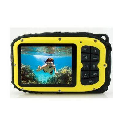 1080P Resolution 30 Feets Waterproof Action Camera