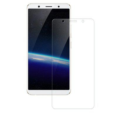 Tempered Glass Membrane Steel 0.26MM Half-Screen 2.5D Round Edge for Vivo X20