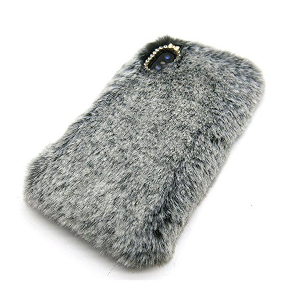 Coelho Bunny Warg Furry Fur TPU Case para iPhone X