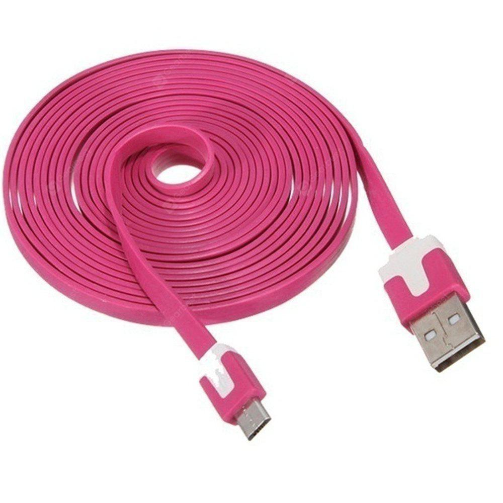 3M Micro USB Charger Sync Data Cable Cord for Android Phone