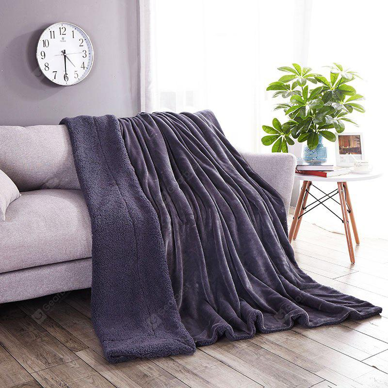 High-End Double Think Blanket Made By Camofleece And Flannel
